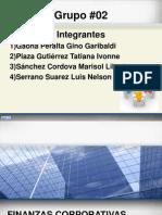 Finanzas Corporativas Internacionales Grupo02.