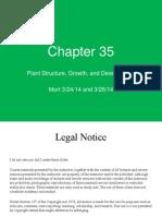 BIOL 152 Chapter 35