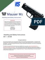 (eBook Guns) Mauser M2 Manual