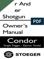 Stoeger Condor