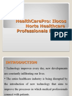 HCP (Health Care Professionals)