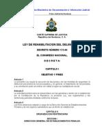 Ley de Rehabilitacion del delincuente (actualizada-07).pdf