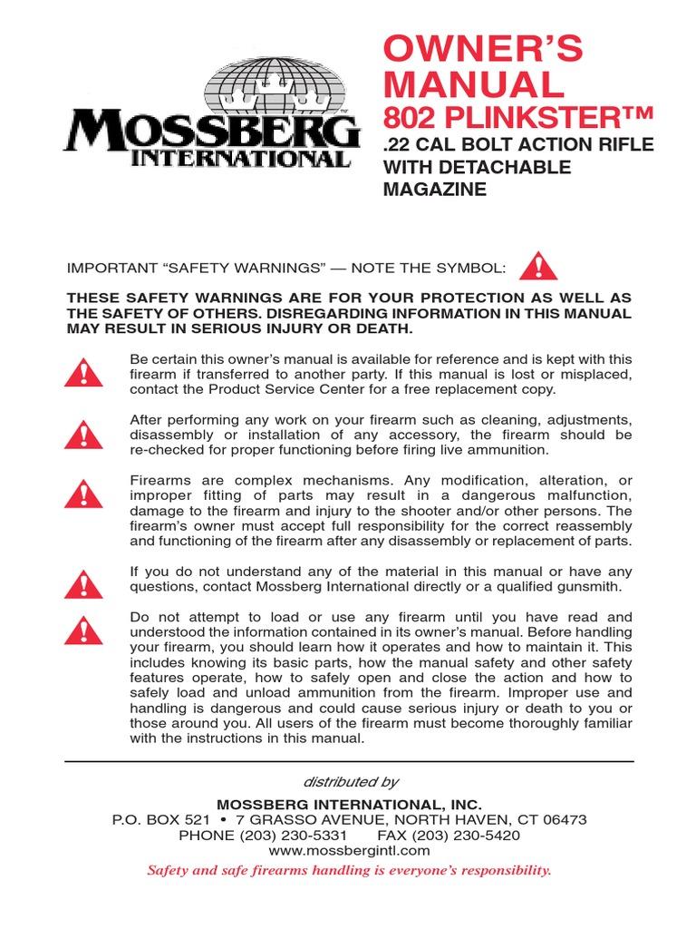 Mossberg 802 | Magazine (Firearms) | Cartridge (Firearms)