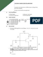 Voltage Divide Biasing