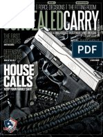 Concealed Carry Volume 12 Issue 2 - Feb-mar 2015