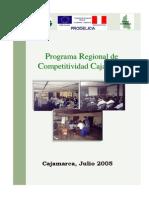 Programa Regional