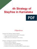 Sanitary Napkin Growth Strategy