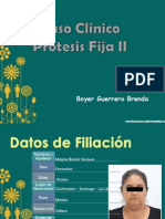 Caso Clinico Fija II
