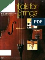 Essentials for Strings - Violin_r