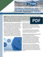 Harmful Aquaculture Chemicals and Waste Slip Through Regulatory Cracks