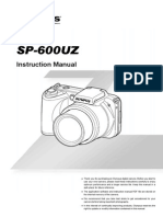 SP-600UZ Instruction Manual En