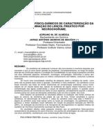 Parametros fisico quimicas para avaliação de poluição.pdf