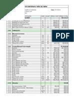 Orçamento Ives