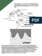 Geometrija zupčanika