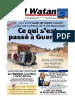 El Watan Du Samedi 11.07.2015