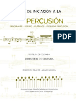 Percusion Web