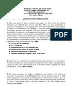 EXERCÍCIOS Fixação- Semeadoras (1)