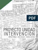 Caja de Crédito Agrario - Proyecto Unidad Intervención