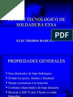 Electrodos Basicos