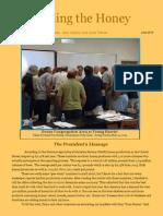 Georgia Beekeepers Association June 2015 Newsletter