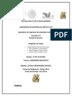 ingeniería en materiales metalicos