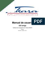 Manual Esp IGO