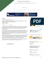 Argamassa Polimérica e Resina _ Equipe de Obra