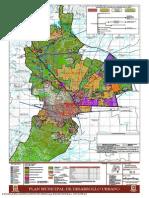 Plan de Desarrollo Urbano Toluca de Lerdo
