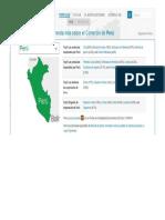 OEC PERU Exportaciones, Importaciones 2012