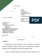 029. Perez vs. PT&T Company