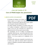 0039 Ideas Del Cambio 39 Pensiones