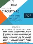 Carga y Descarga de Un Circuito RC