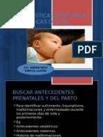 Caracteristicas Anatomicas y Fisiologicas Del Rn
