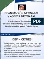 ion Neonatal - Asfixia