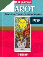 Tarot, Oráculo y Consejo Para Día Banzhaf COMPLETO