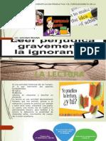 LECTURA,COMPRENSIÓN LECTORA Y TÉCNICAS DE ESTUDIO