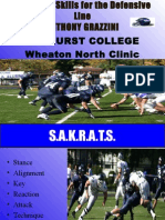 Drills and Skills for the Dl