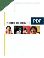 ForbiddenFruity FLStudioTutorials I