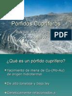 Porfidos_Cupriferos