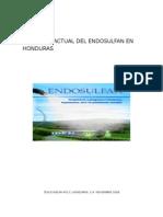 Situacion Actual Del Endosulfan en Honduras