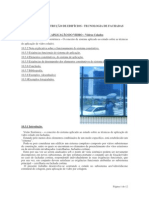 Mce02010 Tecnologia de Aplicacao de Vidros Colados