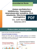 Transmisión Neuromuscular