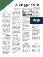 Pilcrow and Dagger Sunday News 7-12-2015 Vol 2 Ed 22