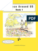 Science Around Us Book 1