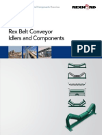 CE1-001_Rex Belt Conveyor Idlers and Components_brochure
