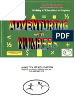 Adventuring With Numbers - Grade 3 - Term 1
