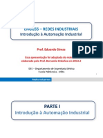 RedesInd 02 Introducao AutomacaoIndustrial