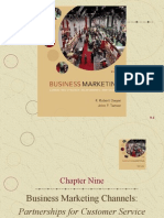 Marketing B2B Chap009