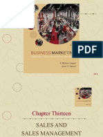 Marketing B2B Chap013