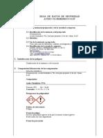(496191294) Acido Clorhidrico 0.1N